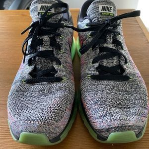 Nike fly knit max - size 11